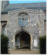 South Porch - St. Mary's, Old Hunstanton
