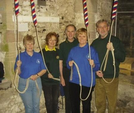 The bell ringers,