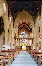 The Nave - St. Mary's, Old Hunstanton