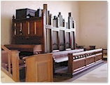 The organ - St. Mary's, Holme-next-the-Sea